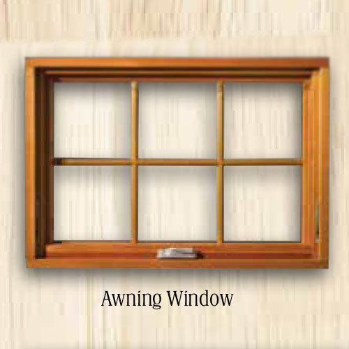 Sierra Awning Window/Replacement Window