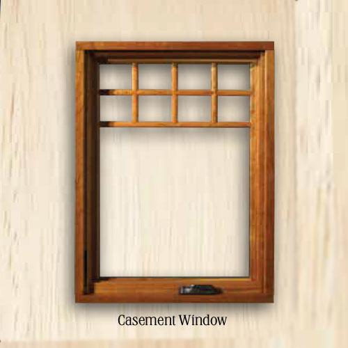 Sierra Casement Window