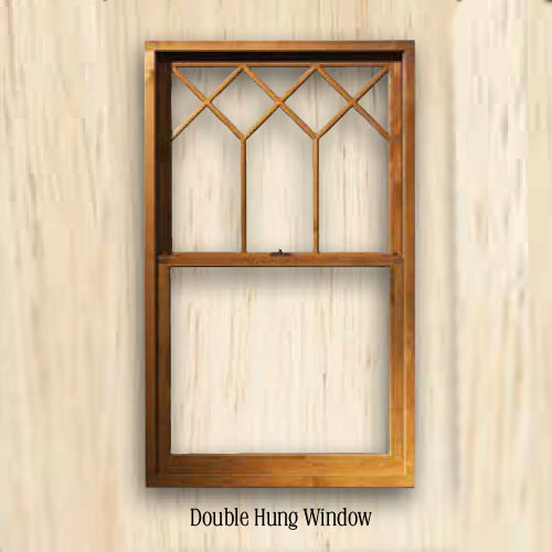 Sierra Double Hung Window and Replacement Window