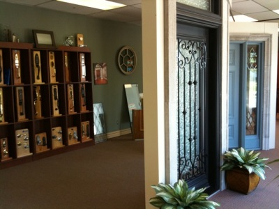 Concord Windows and Doors Showroom Gallery