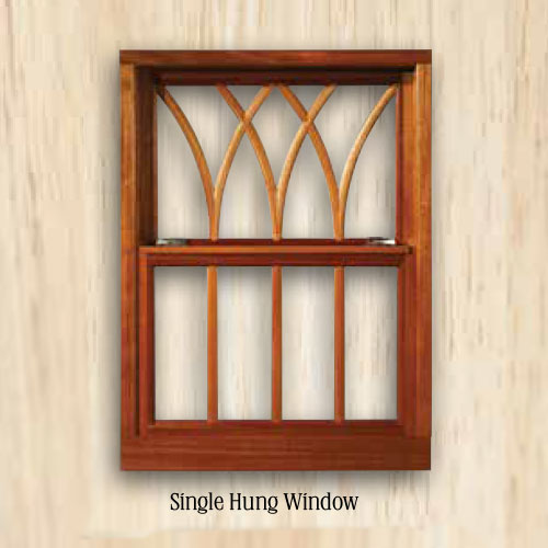 Sierra Single Hung Window and Replacement Window