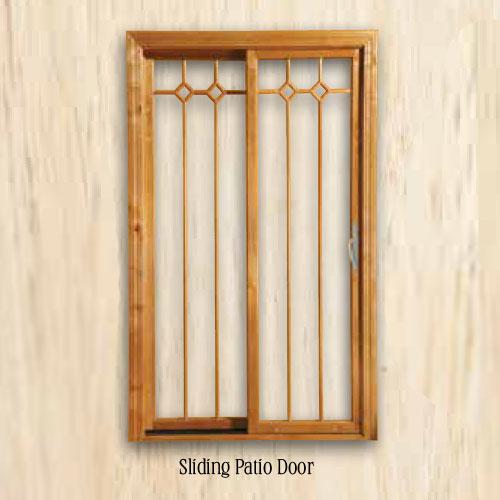 Sierra Sliding Patio Door