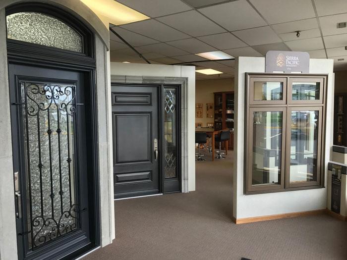 Windows and Doors Showroom Gallery